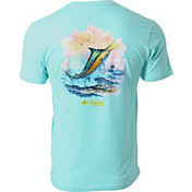 Columbia Men's PFG Dawkins Marlin Short Sleeve T-Shirt