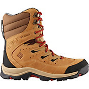 Columbia Men's Gunnison Plus Leather Omni-Heat 200g Waterproof Winter Boots