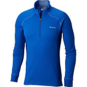 Columbia Men's Heavyweight II Baselayer Half Zip Long Sleeve Shirt
