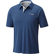 Columbia Men's PFG Low Drag II Short Sleeve Polo
