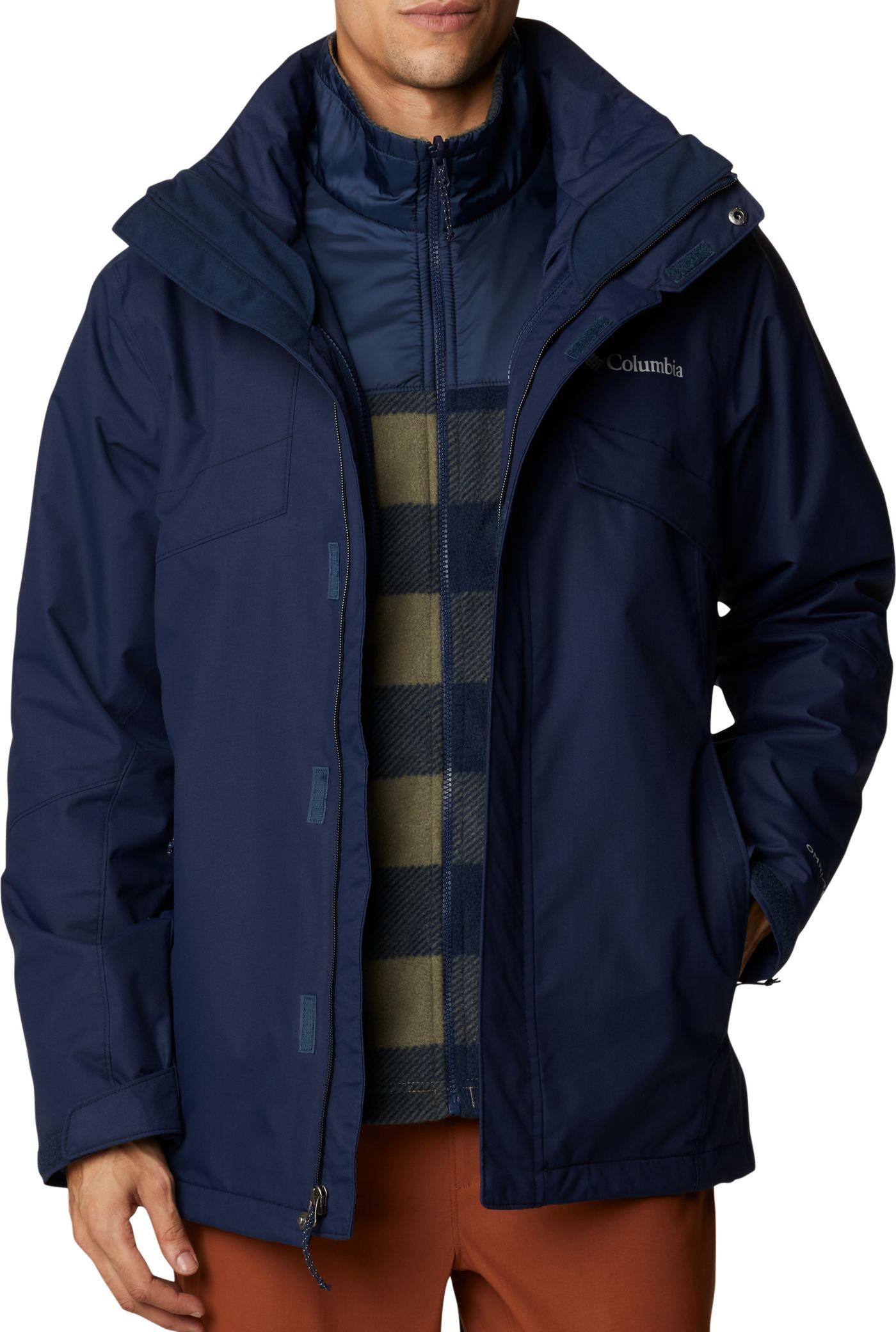 Columbia Men's Bugaboo II Fleece Interchangeable Jacket (Regular and Big & Tall)