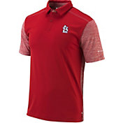 Columbia Men's St. Louis Cardinals Forged Omni-Freeze Polo