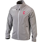 Columbia Men's Cleveland Indians Follow-Through Full-Zip Jacket