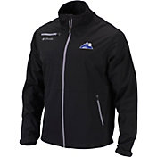 Columbia Men's Colorado Rockies Follow-Through Full-Zip Jacket