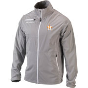 Columbia Men's Houston Astros Follow-Through Full-Zip Jacket