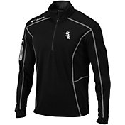 Columbia Men's Chicago White Sox Shotgun Quarter-Zip Performance Pullover