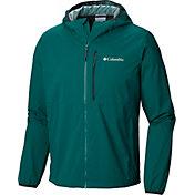 Columbia Men's Mystic Trail Rain Jacket