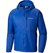 Columbia Men's Red Bluff Rain Jacket