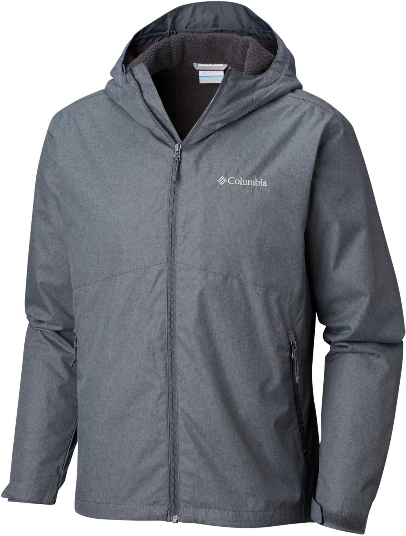 Columbia Men's Rainie Falls Jacket