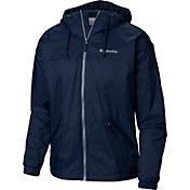 Columbia Men's Oroville Creek Lined Rain Jacket