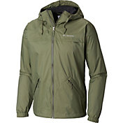 Columbia Men's Oroville Creek Lined Rain Jacket (Regular and Big & Tall)
