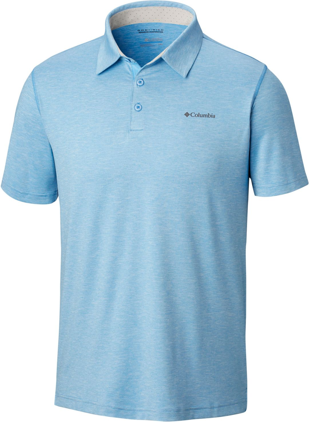 48aaa9660a6 Columbia Men's Tech Trail Polo | Field & Stream