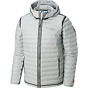 Columbia Men's OutDry Ex Gold Down Hooded Jacket