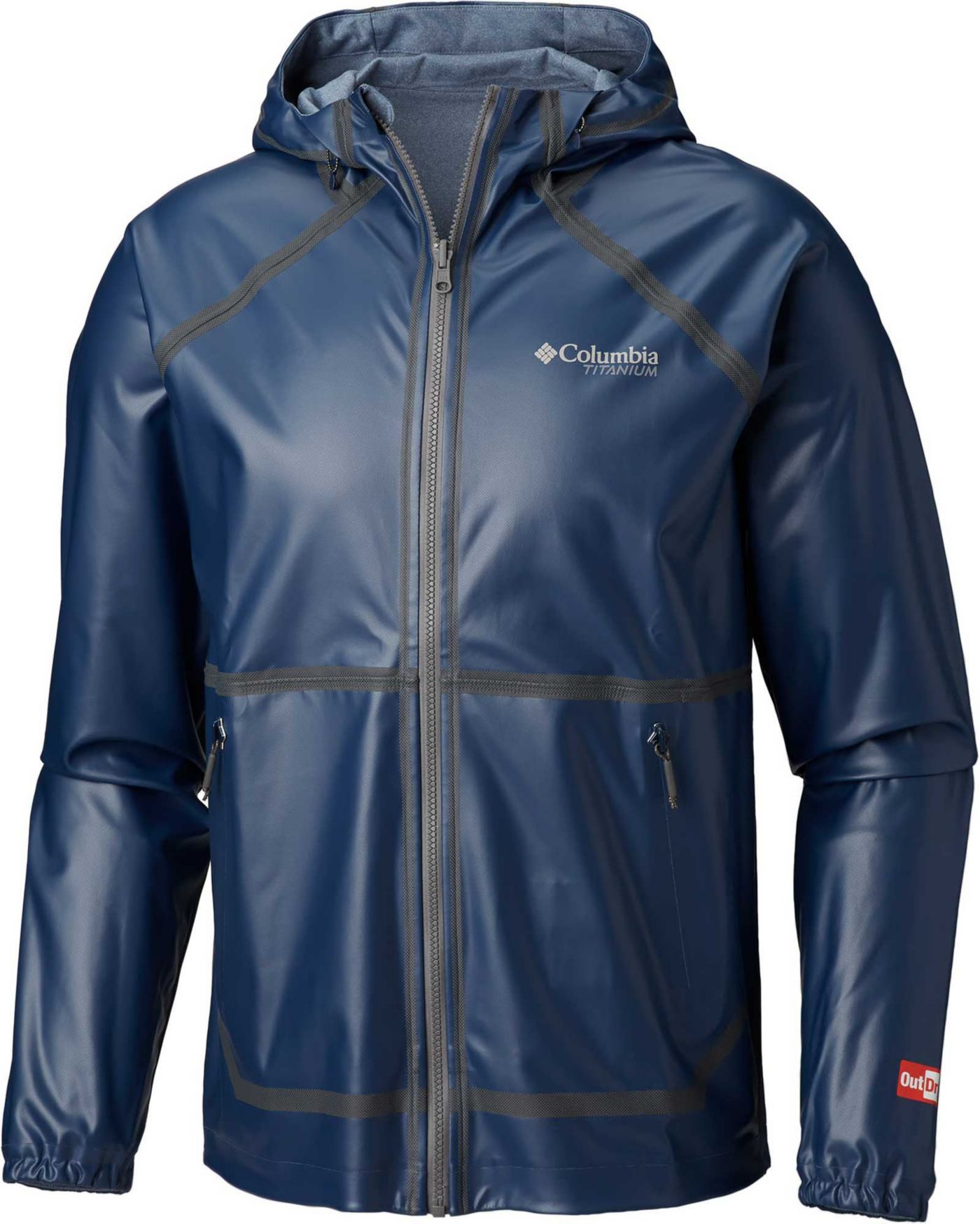 Columbia Men's Outdry Ex Reversible Jacket