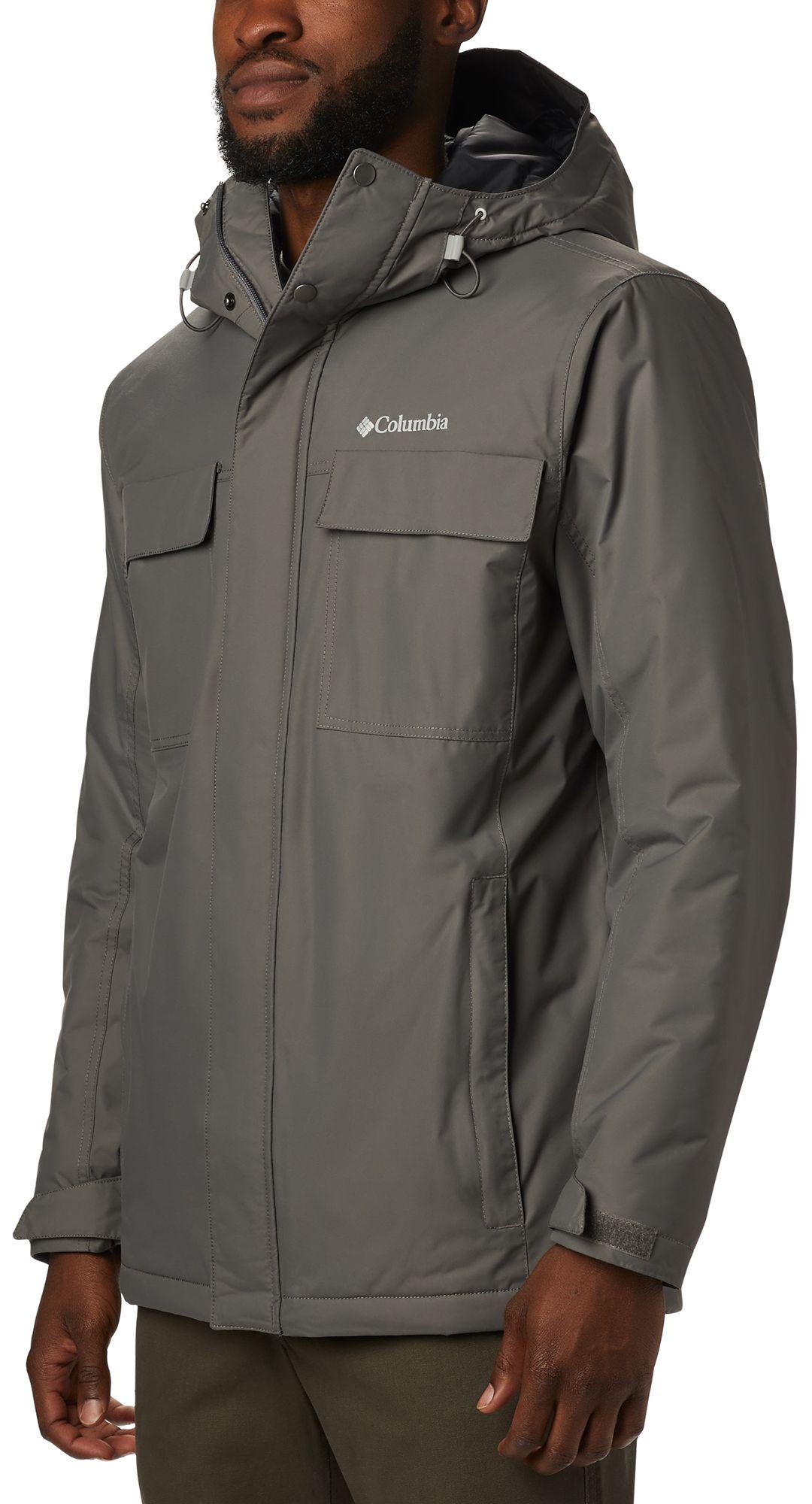 bf09e894c Columbia Men's Ten Falls Jacket