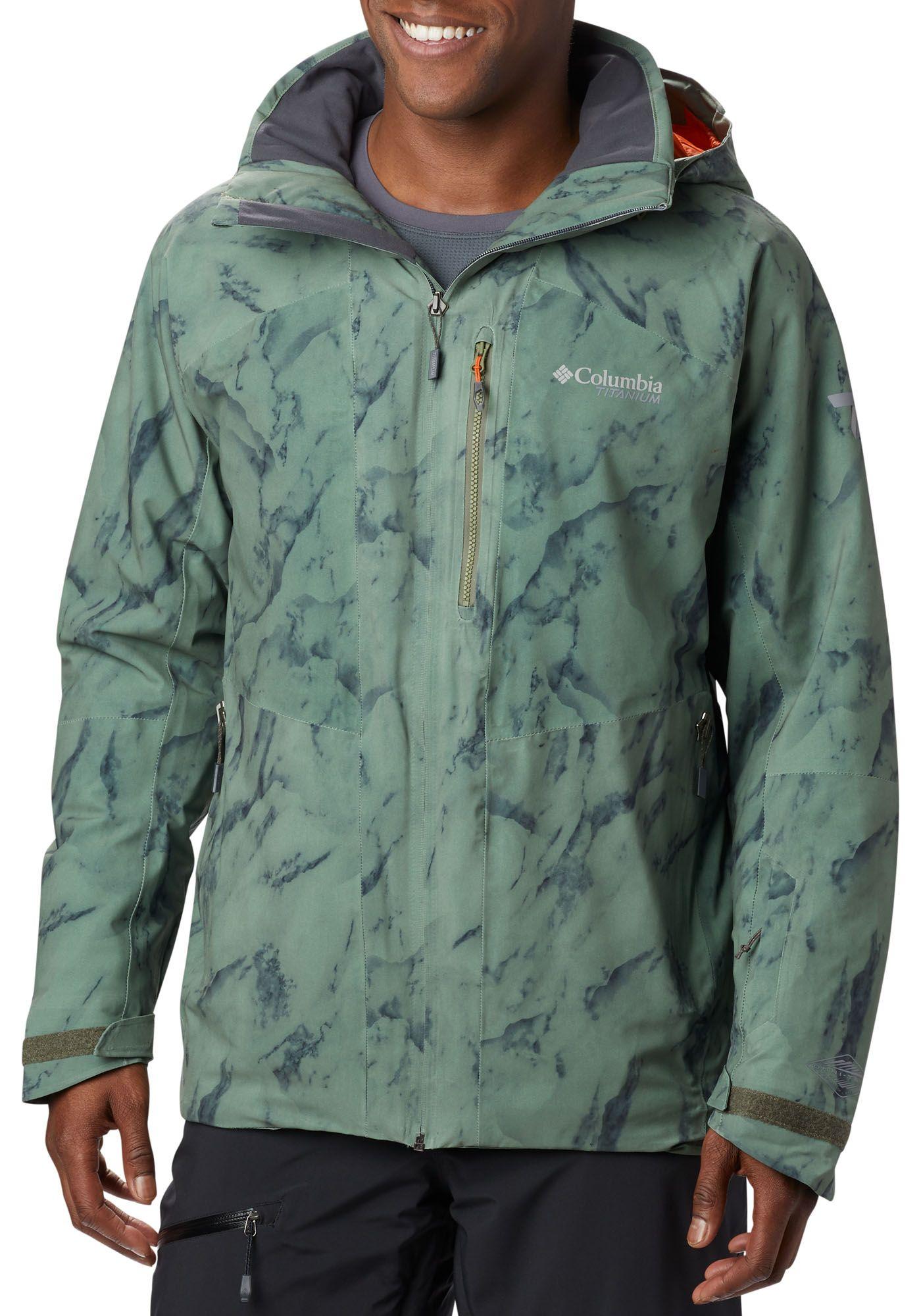 Columbia Men's Titanium Snow Rival Jacket