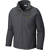 Columbia Men's Notre Dame Fighting Irish Grey Ascender Jacket