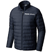 Columbia Men's Penn State Nittany Lions Blue Lake 22 Down Jacket