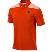 Columbia Men's Syracuse Orange ORange Utility Performance Polo