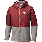 Columbia Men's Texas A&M Aggies Maroon/Grey Roan Mountain Jacket