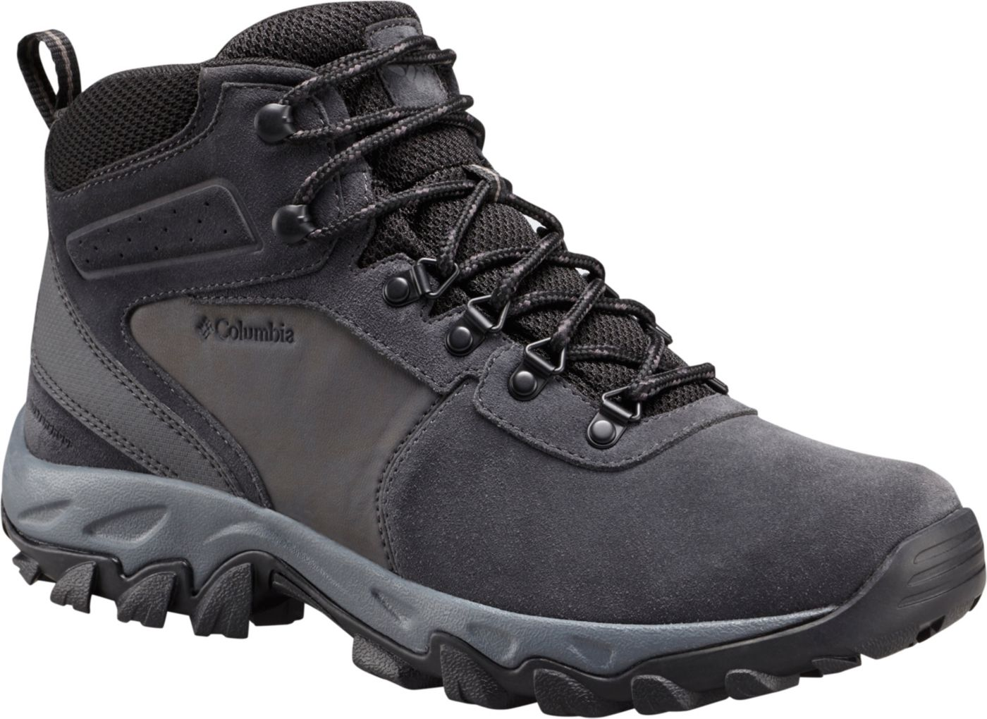Columbia Men's Newton Ridge Plus Suede Waterproof Hiking Boots