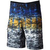 Columbia Men's PFG Offshore Camo Fade Board Shorts
