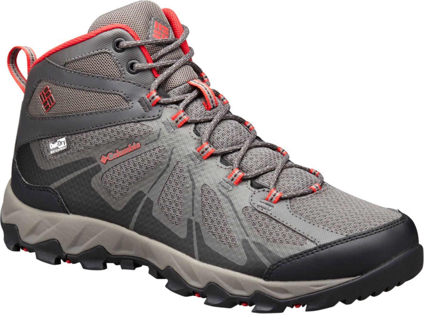 Columbia Men's Peakfreak XCRSN II XCEL Mid Waterproof Hiking Boots