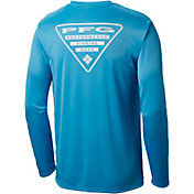 c2cc24fd Product Image · Columbia Men's PFG Terminal Tackle Triangle Long Sleeve  Shirt
