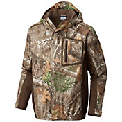 Columbia Men's Trophy Rack Hooded Hunting Jacket