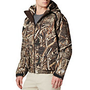 Columbia Men's Widgeon Wader Shell Hunting Jacket