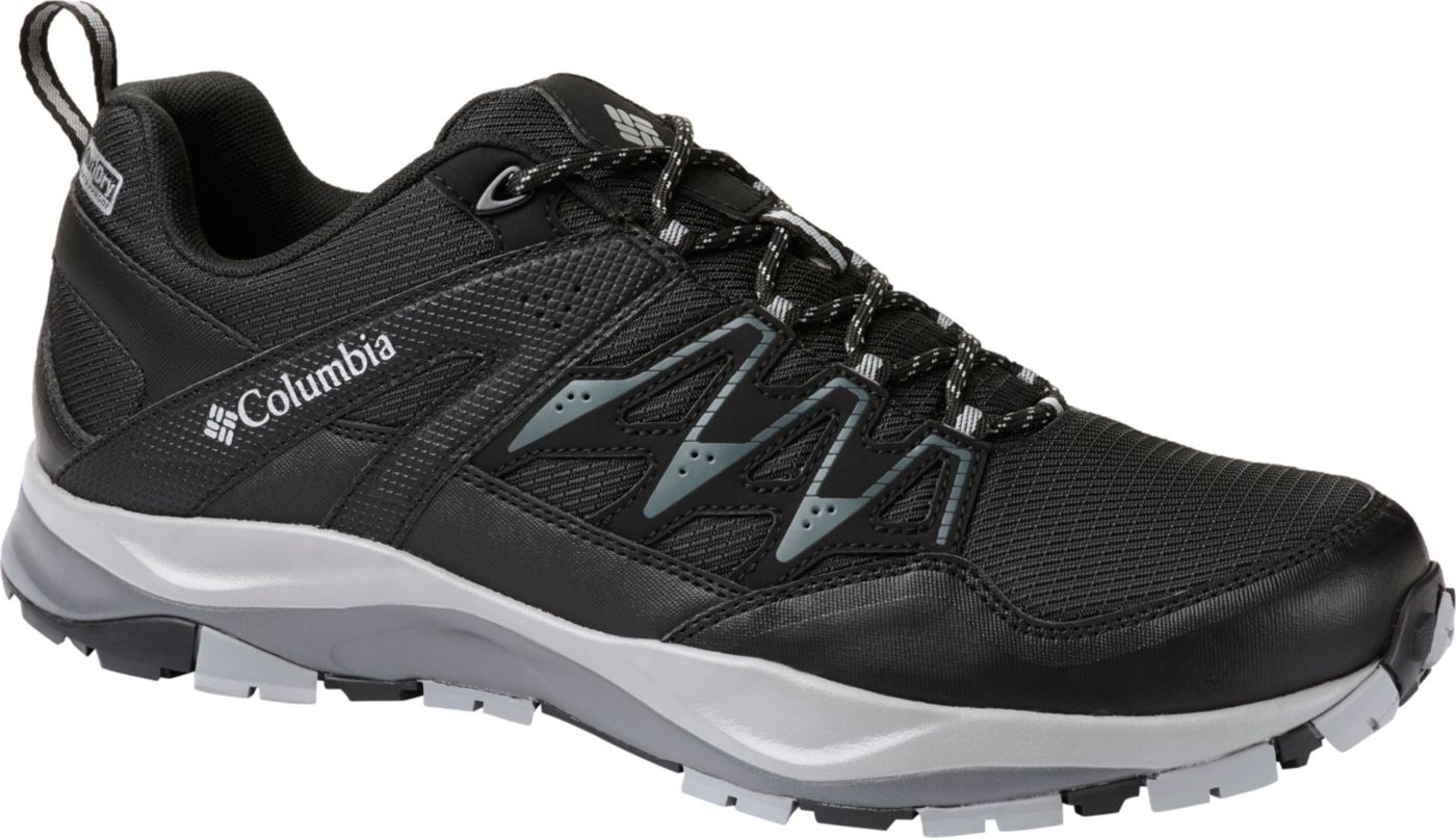 Columbia Mens Wayfinder Outdry Waterproof Hiking Shoes  Dicks Sporting Goods-2149