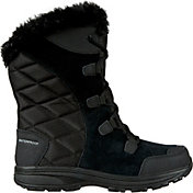 Columbia Women's Crystal Canyon 200g Waterproof Winter Boots