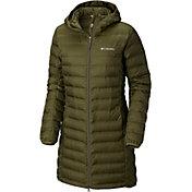 Columbia Women's Lake 22 Long Hooded Jacket