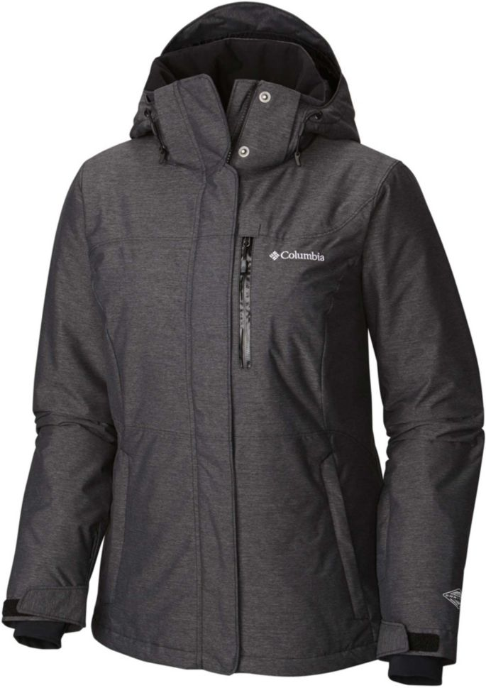 Columbia Women's Alpine Action Omni Heat Jacket