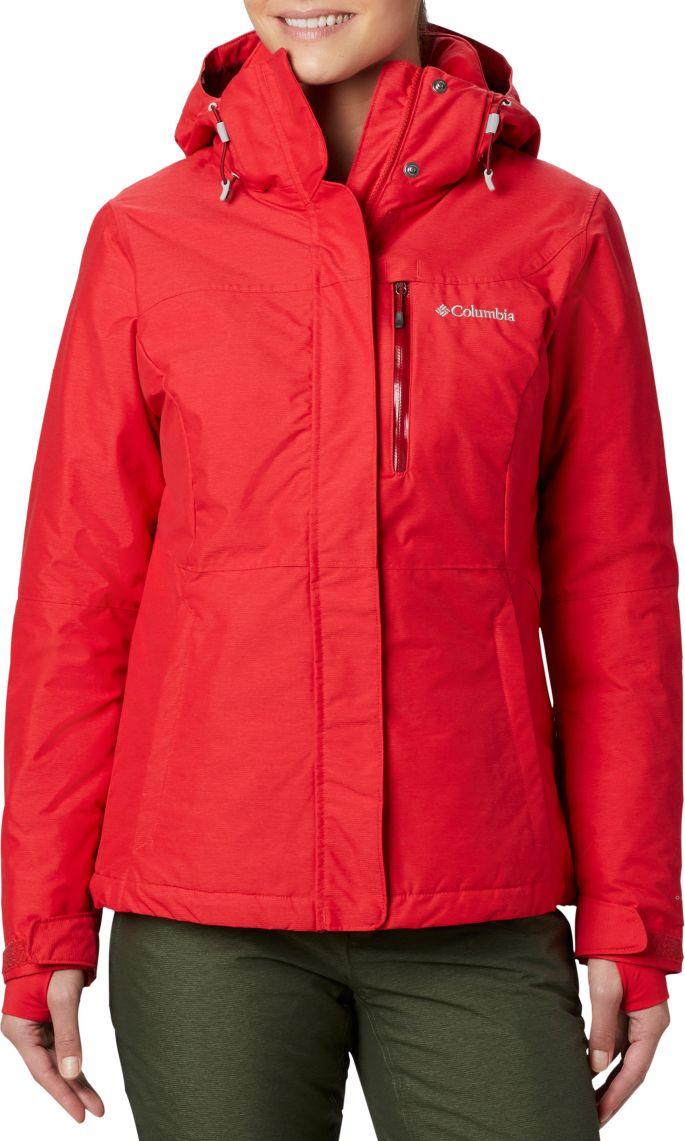 Columbia Women's Alpine Action Omni Heat Jacket