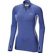 Columbia Women's Midweight Stretch Long Sleeve Half Zip Shirt