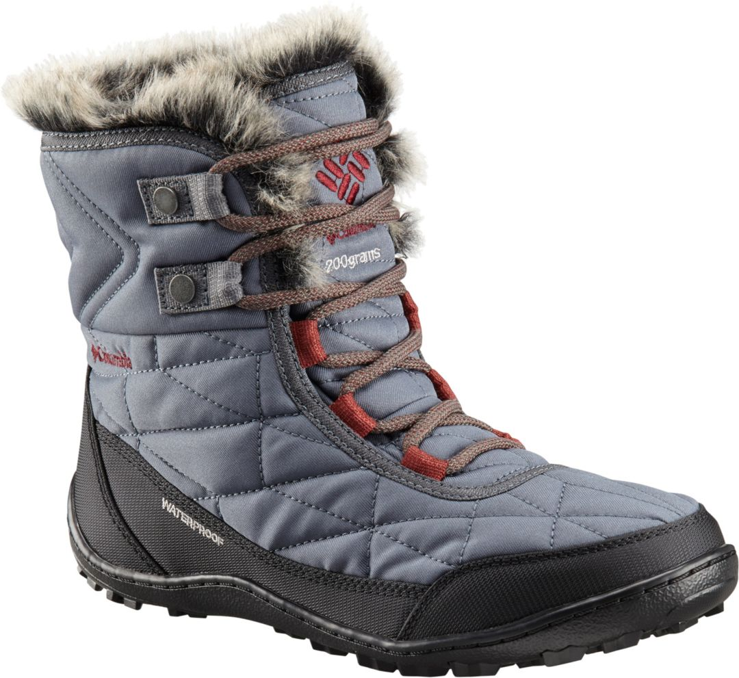 special buy official price hot-selling genuine Columbia Women's Minx Shorty III 200g Winter Boots