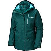 Columbia Women's Emerald Lake Interchange Jacket