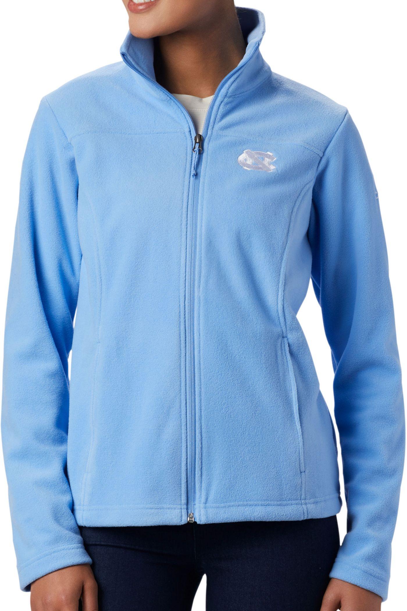Columbia Women's North Carolina Tar Heels Carolina Blue Give & Go Full-Zip Jacket