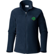 Columbia Women's Notre Dame Fighting Irish Navy Give and Go Full-Zip Jacket
