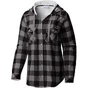 Columbia Women's Purdue Boilermakers Times Two Long Sleeve Black Shirt