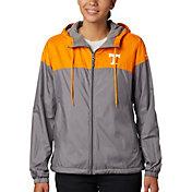 Columbia Women's Tennessee Volunteers Tennessee Orange/Grey CLG Flash Forward Lined Jacket