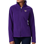 Columbia Women's Washington Huskies Purple Give & Go Full-Zip Jacket
