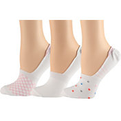 Columbia Women's PFG Gingham Liner Socks 3 Pack