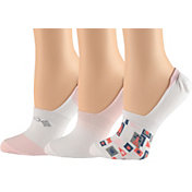 Columbia Women's PFG Dip Dye Liner Socks 3 Pack