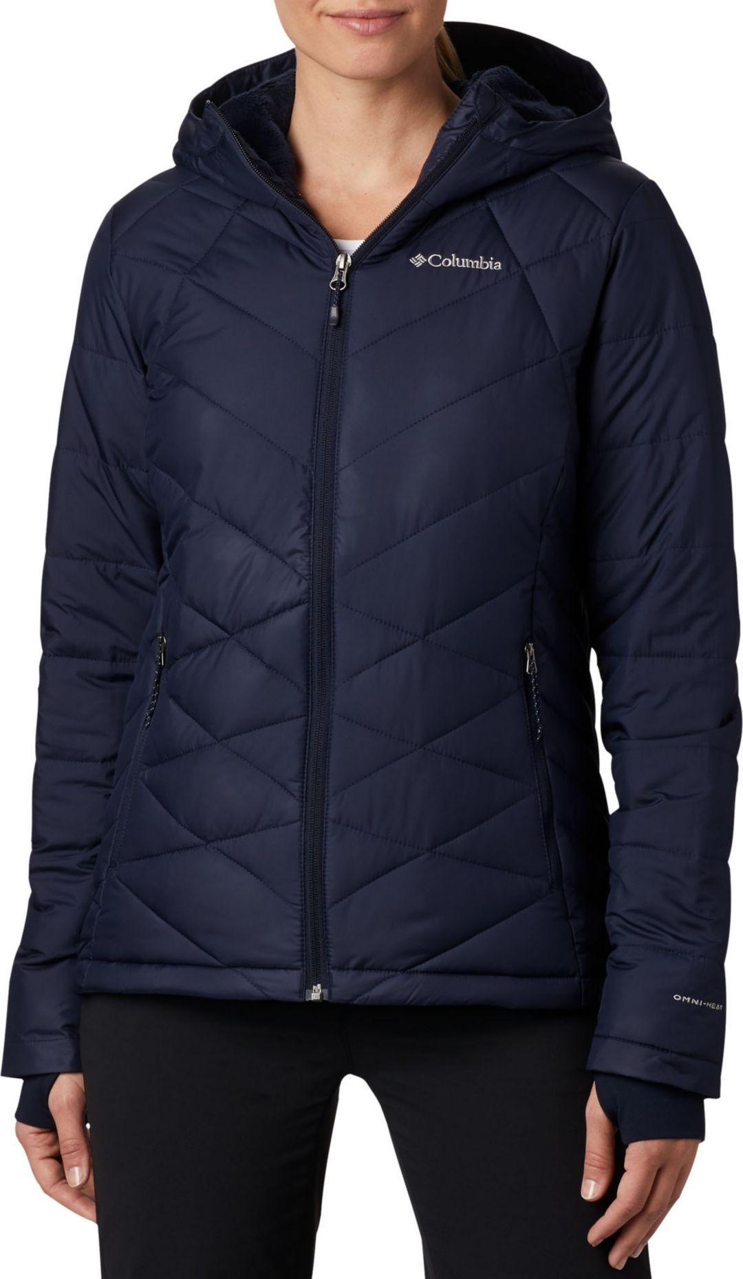 ef1ed19e8 Columbia Women's Heavenly Hooded Jacket