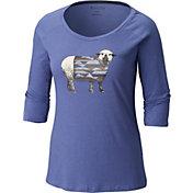 Columbia Women's Sheepy Sherpa 3/4 Sleeve Shirt