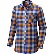 Columbia Women's Simply Put II Flannel Long Sleeve Shirt