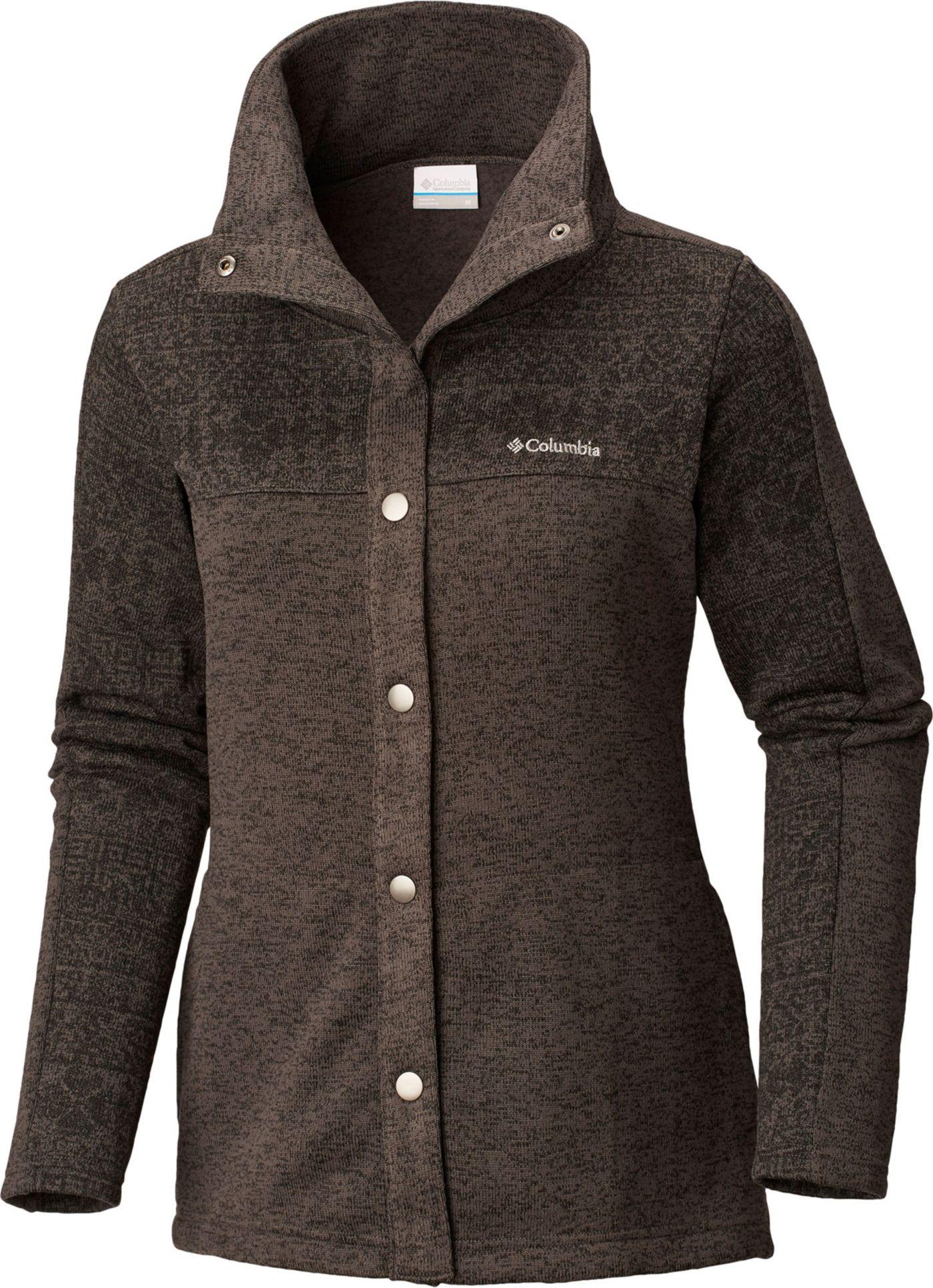 Columbia Women's Sweater Season Coat