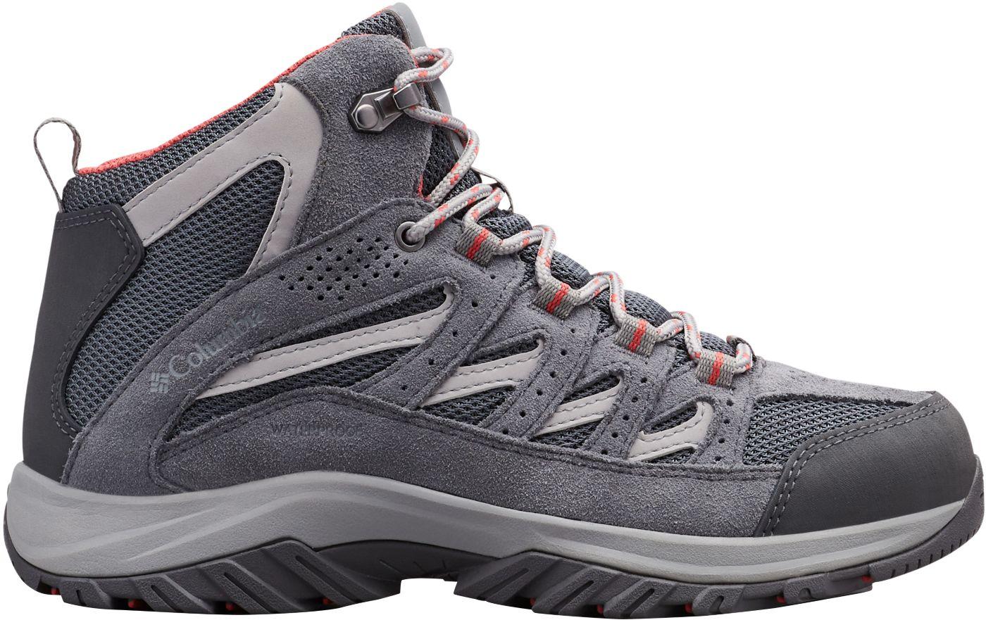 Columbia Women's Crestwood Mid Waterproof Hiking Boots
